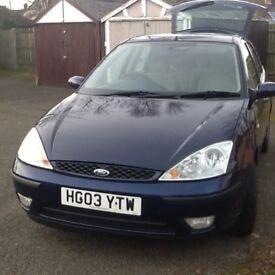 Ford Focus 2003 1600 Ghia