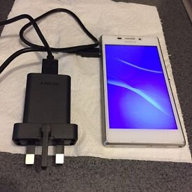 Sony Xperia M2 on EE