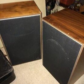 vintage goodmans loud speakers Goodmans Mezzo SL