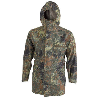 Official Gore-tex Jacket - Cold Wet Weather - German Army surplus - Free Ship - Gore Tex Cold Weather Jacket