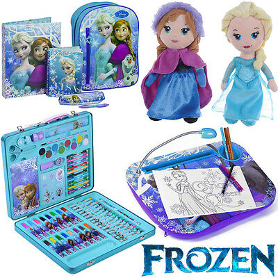 OFFICIAL DISNEY FROZEN TOYS GIFT PLUSH ACCESSORIES KIDS CHILDRENS PRESENTS NEW