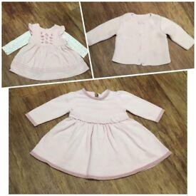 Baby girl clothes 0-3