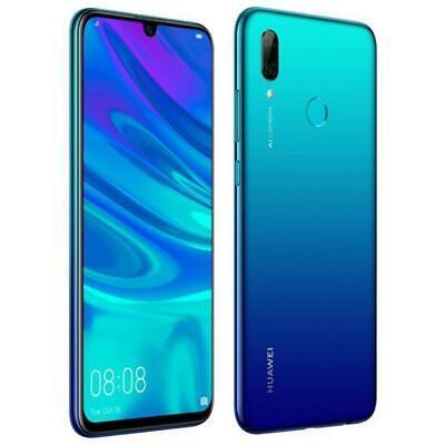 """HUAWEI P SMART 2019 AURORA BLUE 64 GB DUAL SIM 3GB RAM Dual Sim Display 6.21"""" HD"""
