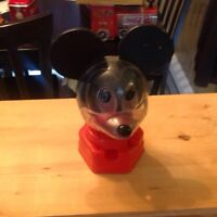 1968 Mickey Mouse candy dispenser