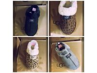 Ladies Ugg slippers for sale size..