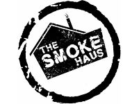 Chef Vacancies - The Smoke Haus, Cardiff