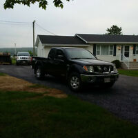 Cleanest 2005 Nissan Frontier On KIJIJI