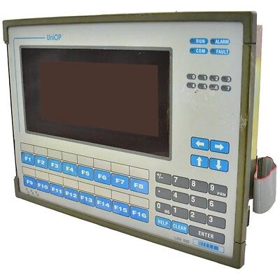 Mkdl-16-0021 Uniop Touchscreen Operator Interface Hmi --sa