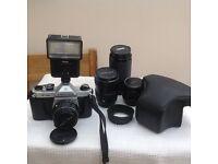 Pentax K1000 35 mm SLR Camera