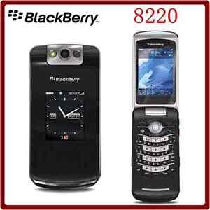 8220 Original Unlocked Blackberry Pearl Flip 8220 WIFI Campbelltown Campbelltown Area Preview