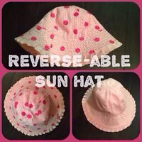 Reverse-able Summer Hat