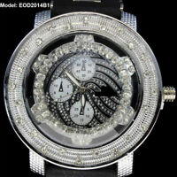 Brand New Real Diamond Assorted Hip Hop Watches Lot 5 Pieces