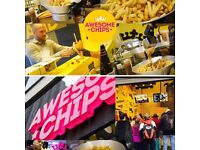 AWESOME CHIPS LEICESTER team member required
