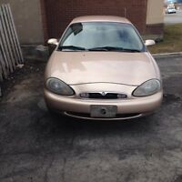 Mercury Sable @91500KM