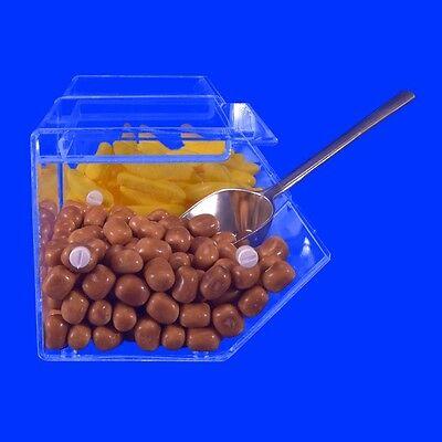 Süßigkeiten Verkaufsbox für Kiosk Nr.2  Süßwaren schütte Süßwarenspender