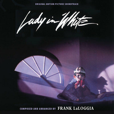 LES FANTOMES D'HALLOWEEN (LADY IN WHITE) MUSIQUE DE FILM - FRANK LALOGGIA (2 CD)
