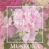 Mobile Spa at your cottage or home!