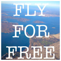 FLY FREE with AEROPLAN POINTS