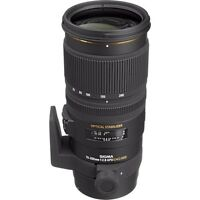 Want!!! Sigma 70 200 mm OS lens for Canon