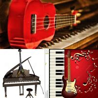 Guitar and piano for all age group