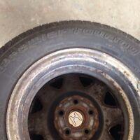 BF Goodrich tires w/ rims