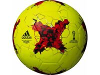Russia 2017 adidas Krasava Official match ball yellow and red