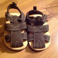 Infant sandals size 2