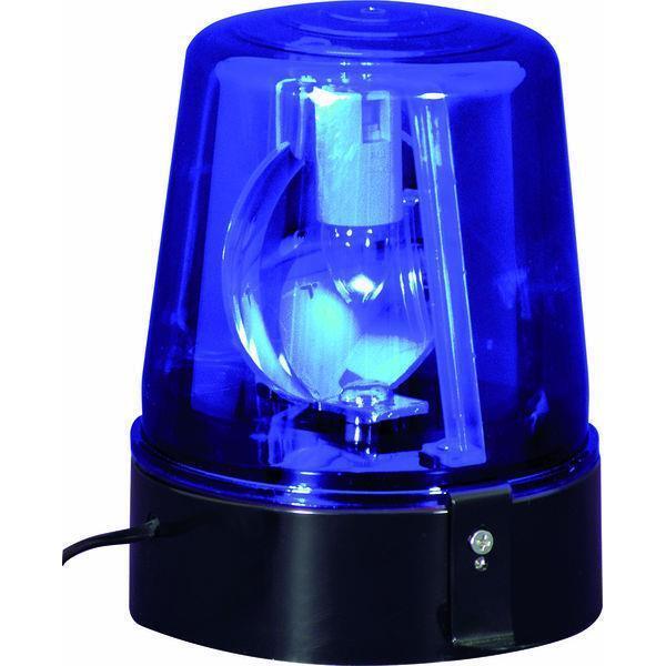 IOIO EDL 25 Rundumleuchte blau Blaulicht Disco Light Partybeleuchtung #96573