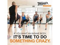Insanity Live Fitness Class Endon