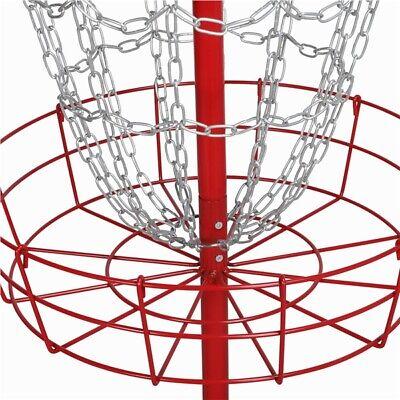 12 Chain Disc Golf Goal Target Practice 2021