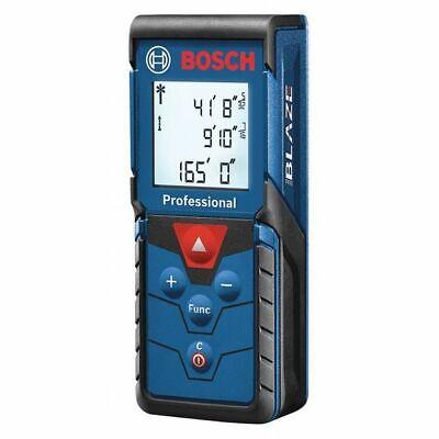Bosch Laser Distance Measure Blaze Pro 165 Ft Glm165-40