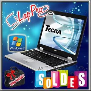 LIQUIDATION DES LAPTOPS !! Toshiba Portable Laptop AVEC CAMERA 149$ - LapPro