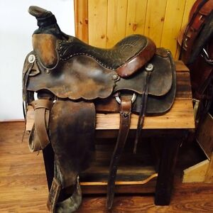 3 cheap saddles for sale