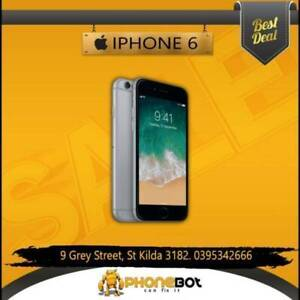 iPhone 6 128GB Excellent Condition @PhoneBot St Kilda Port Phillip Preview