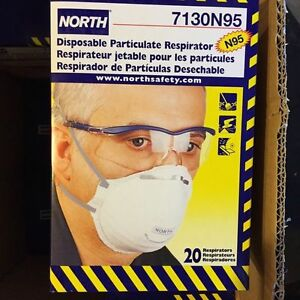 North - Disposable Particulate Respirator