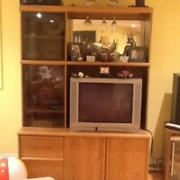 Wall unit, TV stand