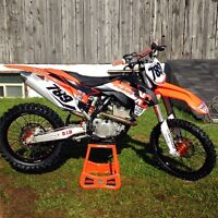 2011 KTM 350 Feeler to sell or trade for CRF 450