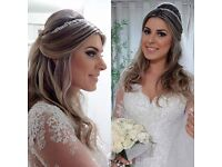 Special Bridal Hair and Makeup