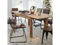 Dining table from next