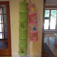 Support filet pour rangement des jouets ou linges