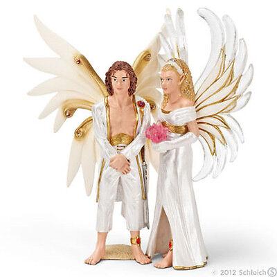 *NEW* SCHLEICH Bayala 70435 Sireel & Solfur Fairy Wedding Set - RETIRED