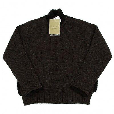 Yohji Yamamoto POUR HOMME Sweaters Size 3(K-46462)