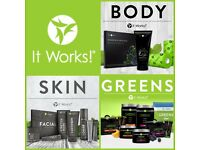 IT WORKS Sign up free and fast don't miss out