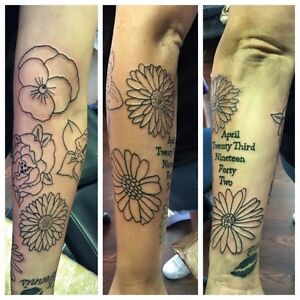 Inked up tattoo Artist  Windsor Region Ontario image 10
