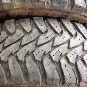 4 Truck Tires Excellent Condition  St. John's Newfoundland image 2