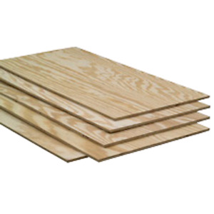 3/8 inches 4x8ft Spruce Plywood