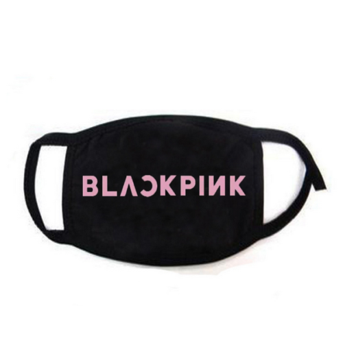 Unisex Kpop BTS TWICE BLACKPINK WANNA ONE Mouth Mask Face Mask Respirator