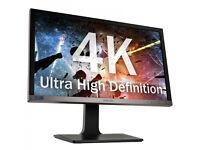 "Samsung U24E850R 24"" 4K UHD LED IPS Panel, 3840 x 2160p MONITOR"