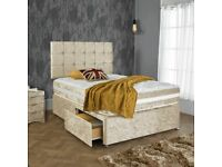 💫SALLLEE!!! CLEARANCE EVERYTHING MUST GO!!BRAND NEW DIVAN BEDS WITH MATTRESS & FREE DELIVERY💫