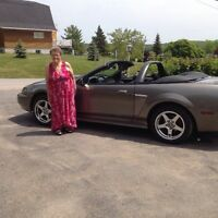 LIKE  NEW  2002  FORD  MUSTANG  CONVERTIBLE